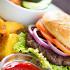 Ресторан The Stratford Pub - фотография 3 - Бургер с говядиной