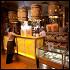 Ресторан Хлебосол - фотография 2 - В интерьере: Барная стойка из натурального оникса,  люстры - Дубовые бочки с хрусталем! Очень красиво и стильно!