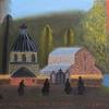 Александр Флоренский. Картины, нарисованные в Грузии