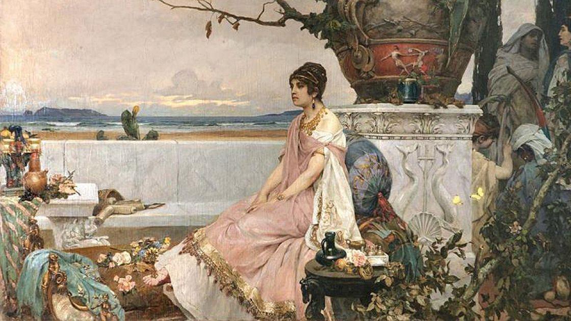 Удачная находка в Помпеях