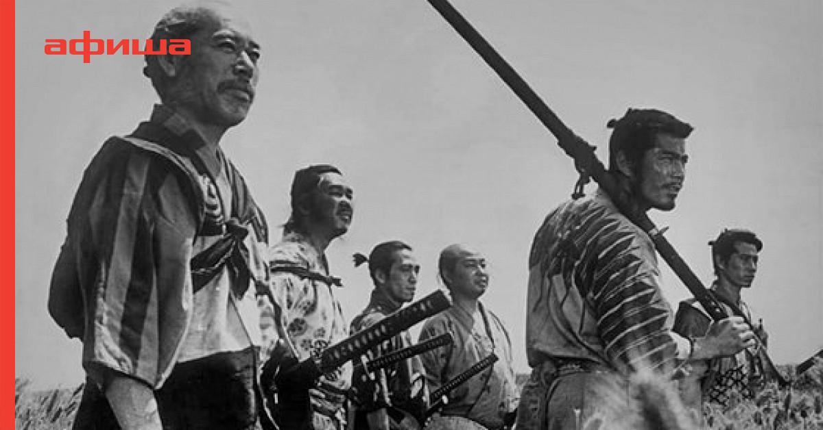 a comparison of the seven samurai by akira kurosawa and the megnificent seven by john struges When john sturges remade akira kurosawa's 1954 masterpiece seven samurai as the 1960 film the magnificent seven, he turned kurosawa's.