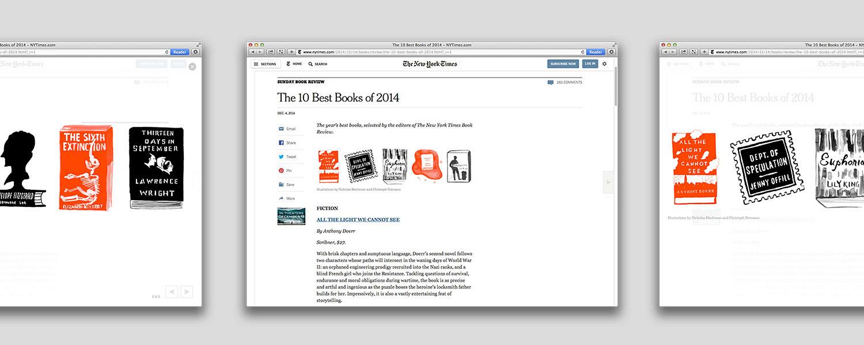 Книги года: что выбрали англоязычные критики