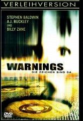 Постер Зловещее предупреждение