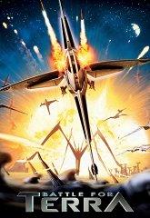 Постер Битва за планету Терра 3D