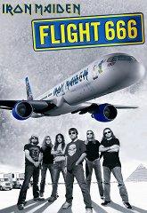 Постер Iron Maiden: Flight 666