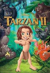 Постер Тарзан-2