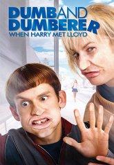 Постер Тупой и еще тупее тупого: Когда Гарри встретил Ллойда