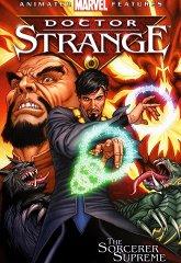Постер Доктор Стрэндж и тайна ордена магов