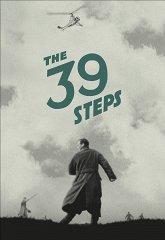 Постер 39 ступеней