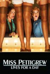 Постер Мисс Петтигрю живет сегодняшним днем