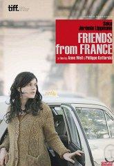Постер Друзья из Франции