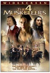 Постер Д'Артаньян и три мушкетера
