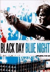 Постер Черный день, светлая ночь