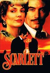 Постер Скарлетт