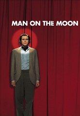 Постер Человек на луне