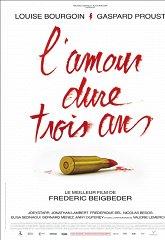 Постер Любовь живет три года