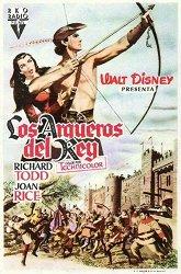 Постер История Робина Гуда и его веселой компании