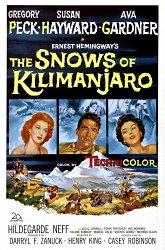 Постер Снега Килиманджаро