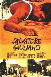 Постер Salvatore Giuliano