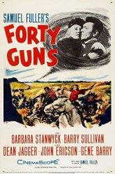 Постер Сорок ружей