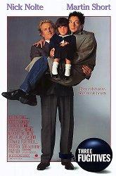 Постер Три беглеца
