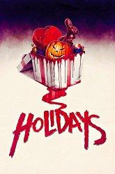 Постер Черные праздники