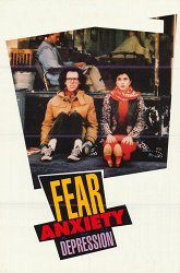 Постер Страх, тревога и депрессия