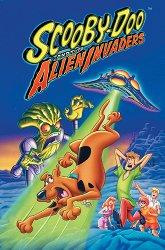 Постер Скуби-Ду и нашествие инопланетян