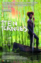 Постер Десять каноэ