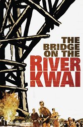 Постер Мост через реку Квай