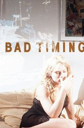 Постер Bad Timing