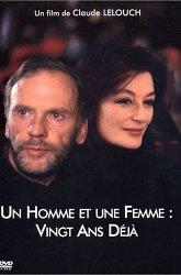 Постер Мужчина и женщина, 20 лет спустя