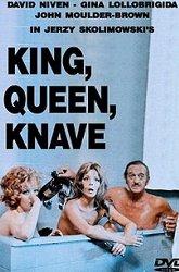 Постер Король, дама, валет