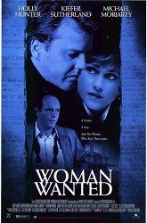 Постер Требуется женщина