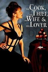 Постер Повар, вор, его жена и ее любовник