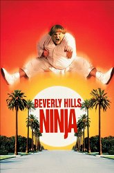Постер Ниндзя из Беверли-Хиллз