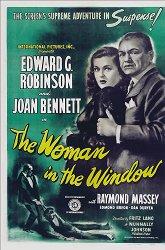 Постер Женщина в окне