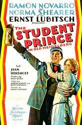 Постер Принц-студент в Старом Гейдельберге