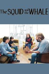 Постер Кальмар и кит