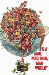 Постер Этот безумный, безумный, безумный, безумный мир