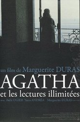 Постер Агата и безостановочное чтение