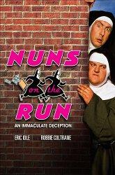 Постер Монашки в бегах