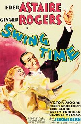 Постер Время свинга