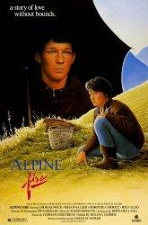 Постер Костры в горах