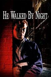 Постер Он бродил по ночам