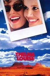 Постер Тельма и Луиза