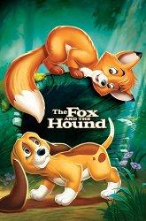 Постер Лис и пес