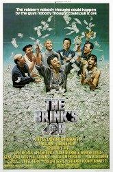 Постер Ограбление «Бринкс»