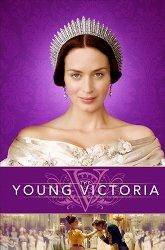 Постер Молодая Виктория