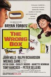 Постер Не тот ящик